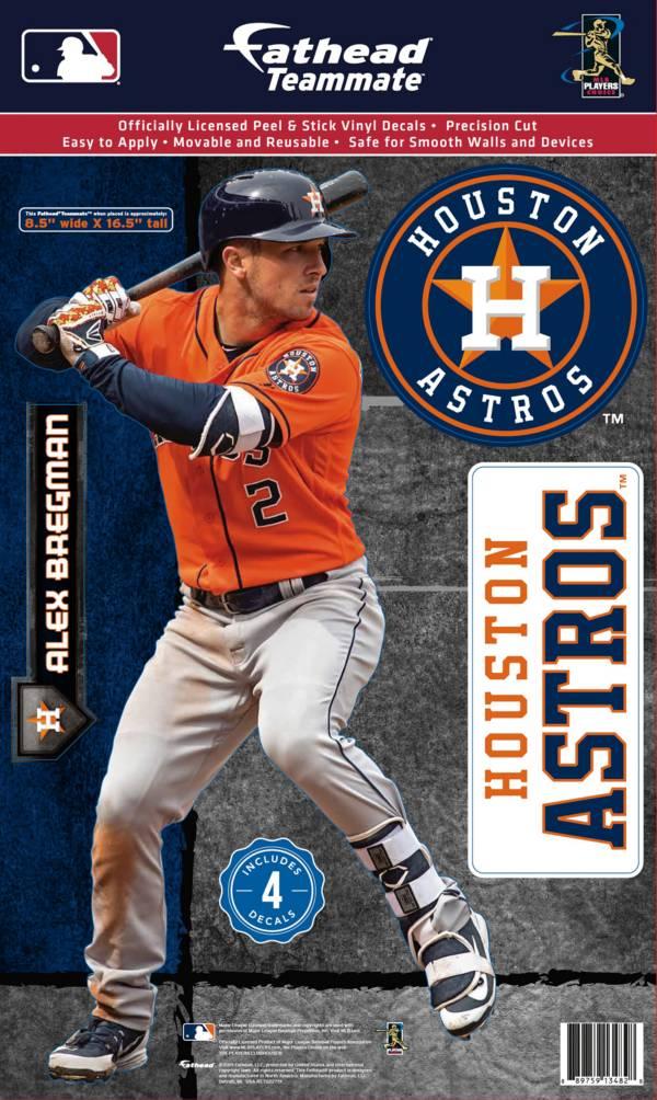 Fathead Houston Astros Alex Bregman Teammate Wall Decal product image