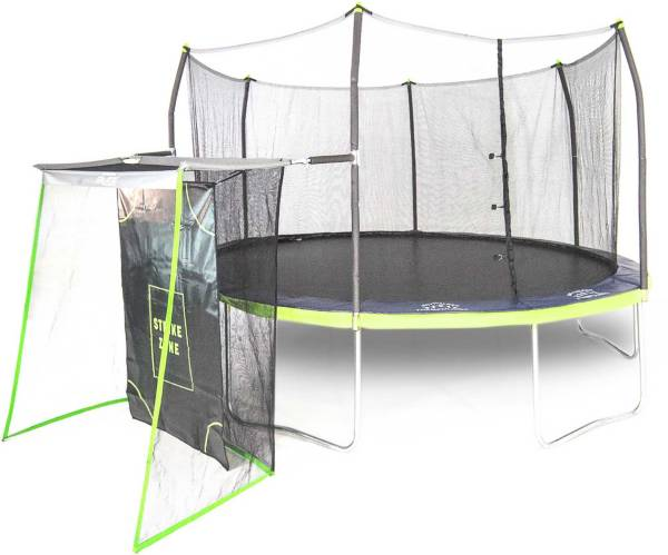 Skywalker Trampolines ActivPlay 15' Oval Trampoline with Sports Net product image