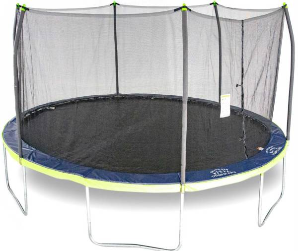 Skywalker Trampolines 15' Oval Trampoline with Enclosure product image