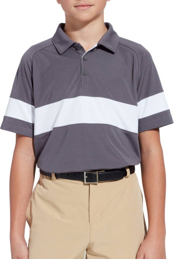 Slazenger Boys' Solid Colorblock Golf Polo product image