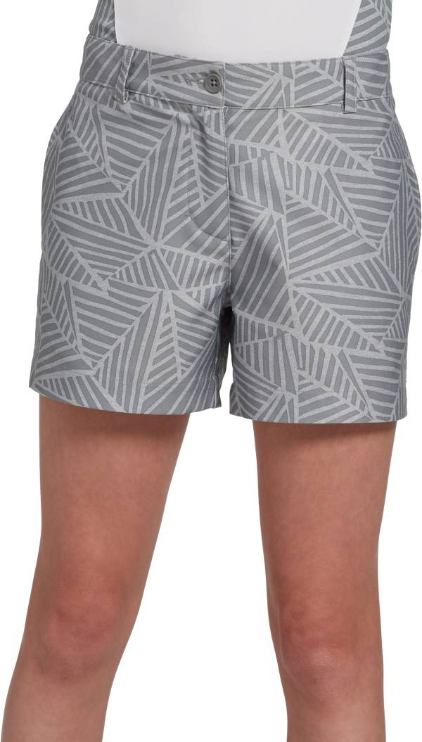 Slazenger Girls' Geo Printed Golf Shorts product image