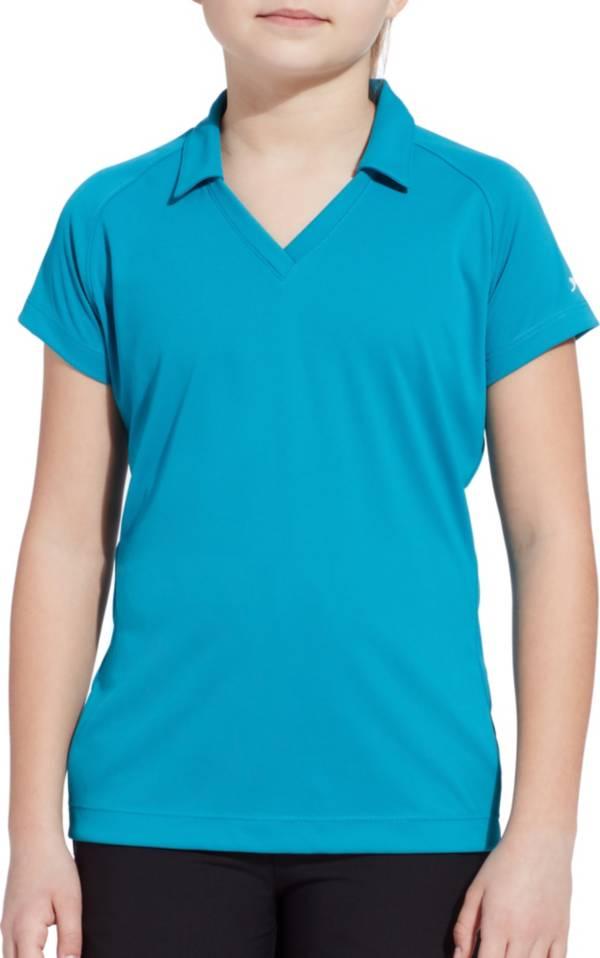 Slazenger Girls' Short Sleeve Raglan Golf Polo product image