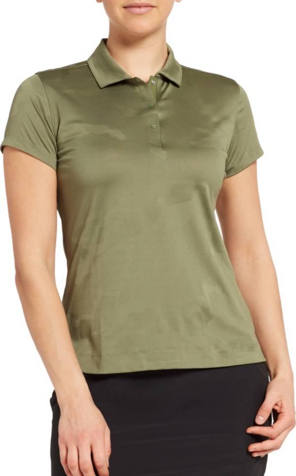 Slazenger Women's Jacquard Short Sleeve Golf Polo product image