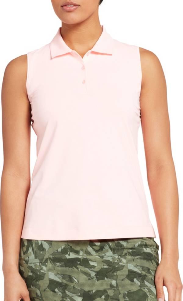 Slazenger Women's Camo Back Sleeveless Golf Polo product image