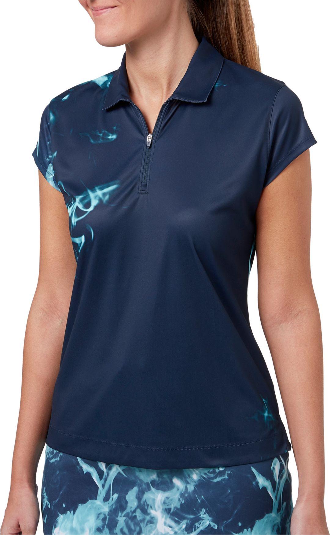 8ba35fa4a0 Slazenger Women's Vapor Smoke Printed Golf Polo. noImageFound. Previous