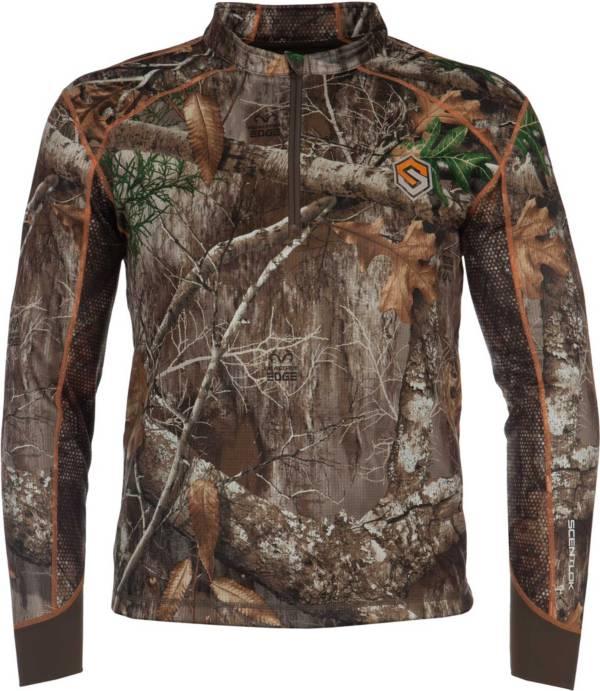 ScentLok Men's Savanna Aero Attack 1/4 Zip Shirt product image