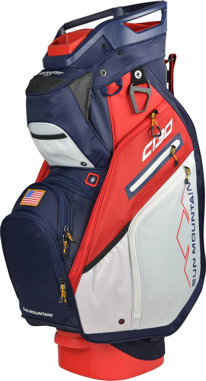 Sun Mountain 2020 C-130 5-Way Cart Golf Bag product image