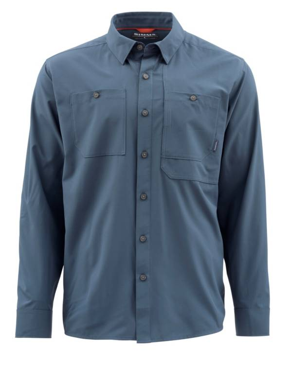 Simms Men's Double Haul Long Sleeve Shirt product image