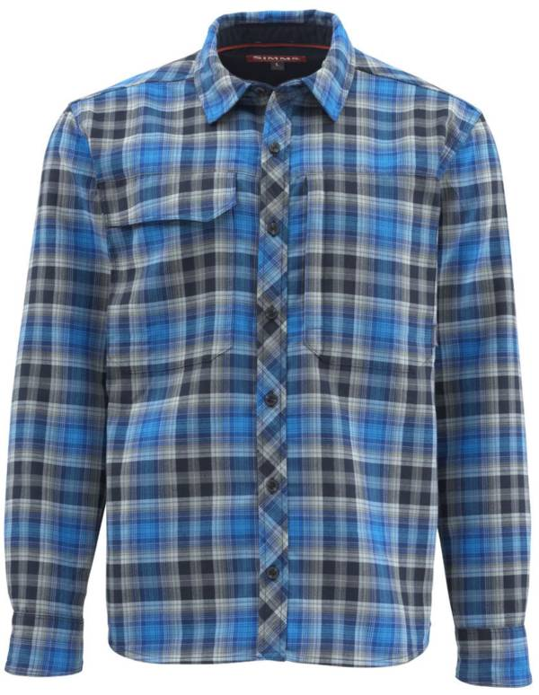 Simms Men's Guide Flannel Long Sleeve Shirt (Regular and Big & Tall) product image