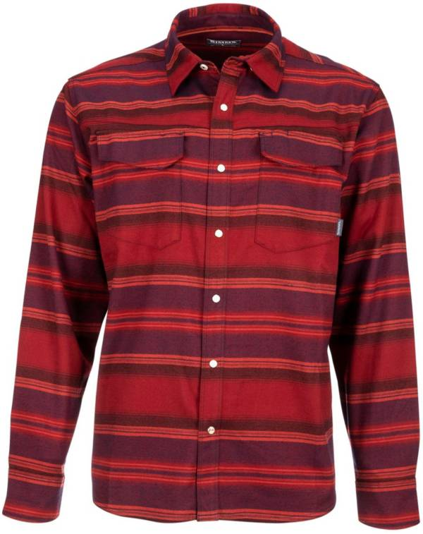 Simms Men's Gallatin Flannel Shirt product image