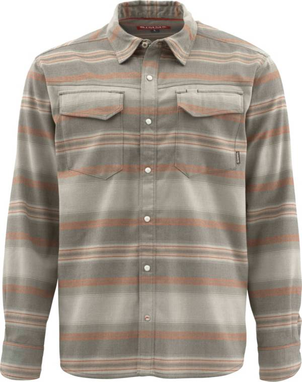 Simms Men's Gallatin Flannel Shirt (Regular and Big & Tall) product image