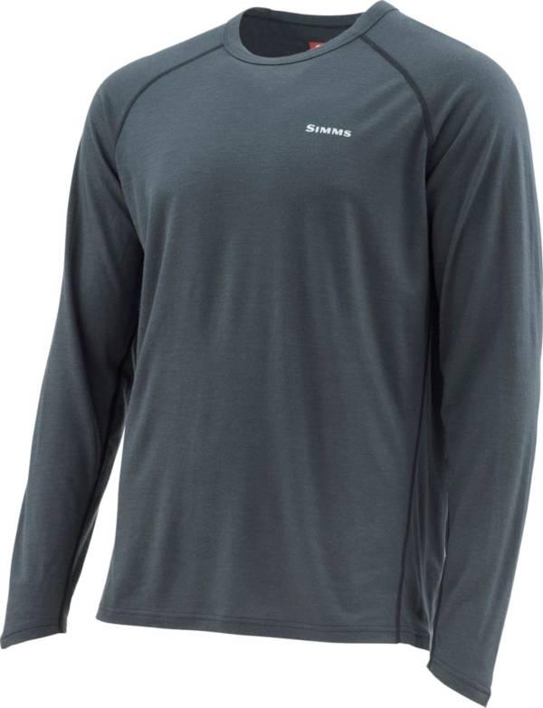 Simms Men's Ultra-Wool Core Baselayer Long Sleeve Shirt product image