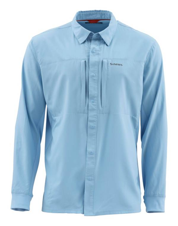 Simms Men's Intruder BiComp Long Sleeve Shirt product image
