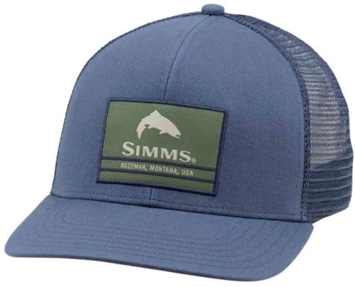 b60087173 Simms Men's Original Patch Trucker Hat | DICK'S Sporting Goods