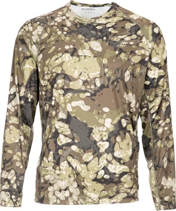 Simms Men's Solarflex Crewneck Shirt product image