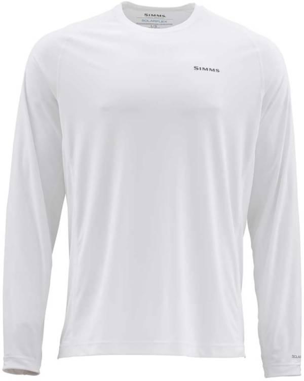 Simms Men's Solarflex Long Sleeve Graphic Fishing Shirt (Regular and Big & Tall) product image