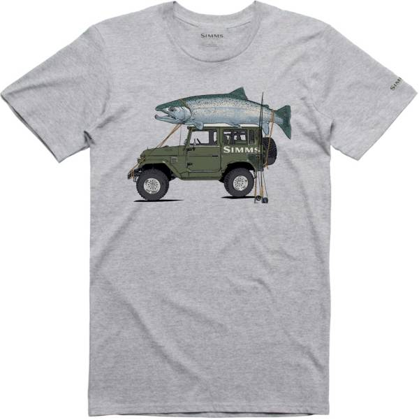 Simms Men's Trout Cruiser T-Shirt product image