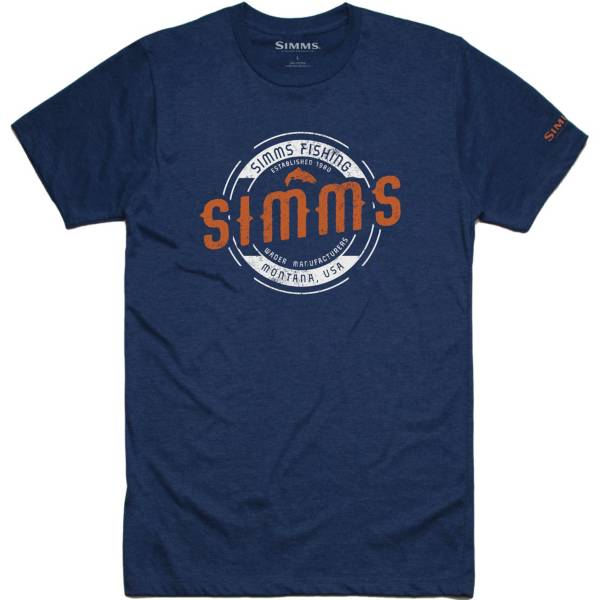 Simms Men's Wader MT Graphic T-Shirt product image