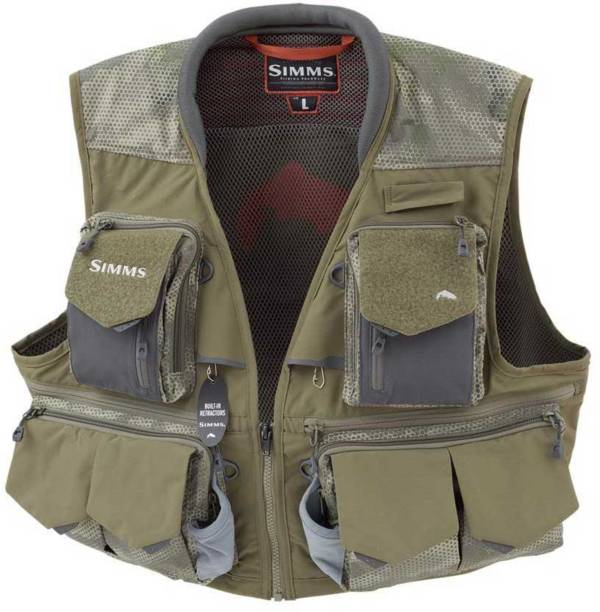 Simms Guide Fishing Vest product image