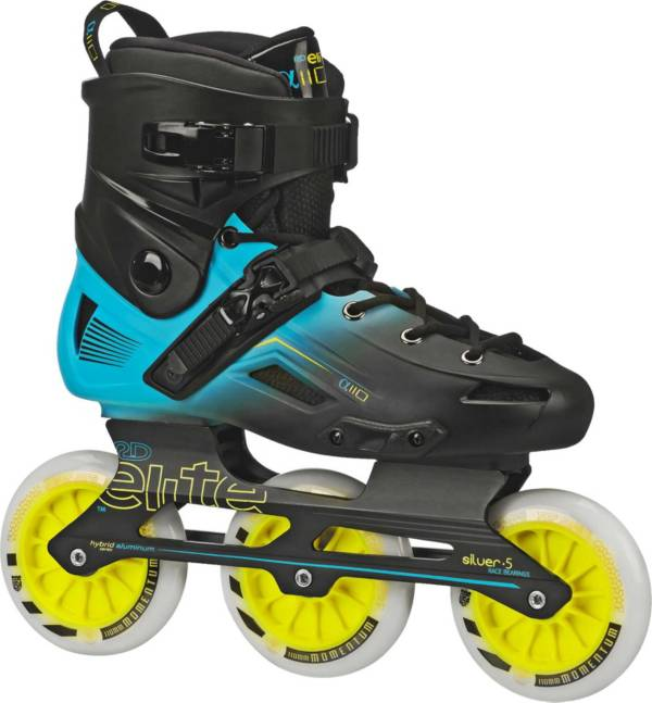 Roller Derby Mens' Alpha 110 Recreational Fitness Inline Skates product image