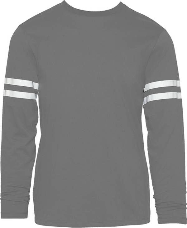 Soffe Boys' Striped Long Sleeve Shirt product image