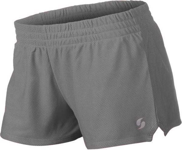 Soffe Girl's Mini Mesh Shorts product image