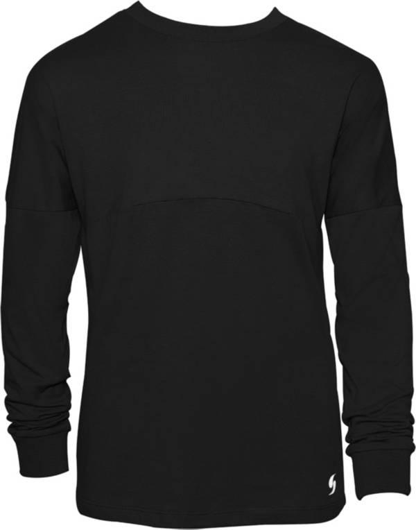 Soffe Girls' Squad Spirit Crewneck Long Sleeve Shirt product image