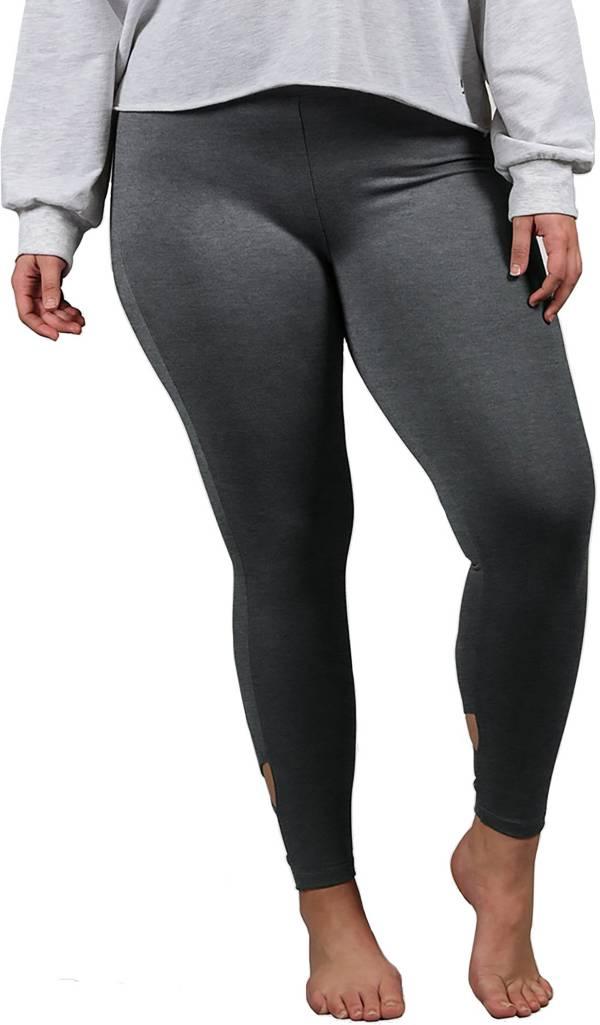 Soffe Junior Plus Size Wrap Legging product image