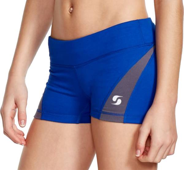 Soffe Junior Girls' Dri Colorblock Dance Shorts product image