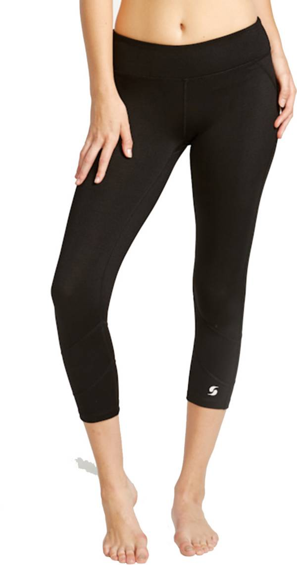 Soffe Juniors' Killer Extended Capri Leggings product image
