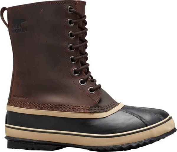 SOREL Men's 1964 Leather Insulated Waterproof Winter Boots product image