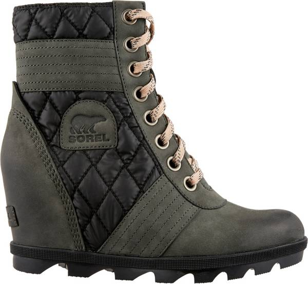 SOREL Women's Lexie Wedge Camp Casual Boots product image