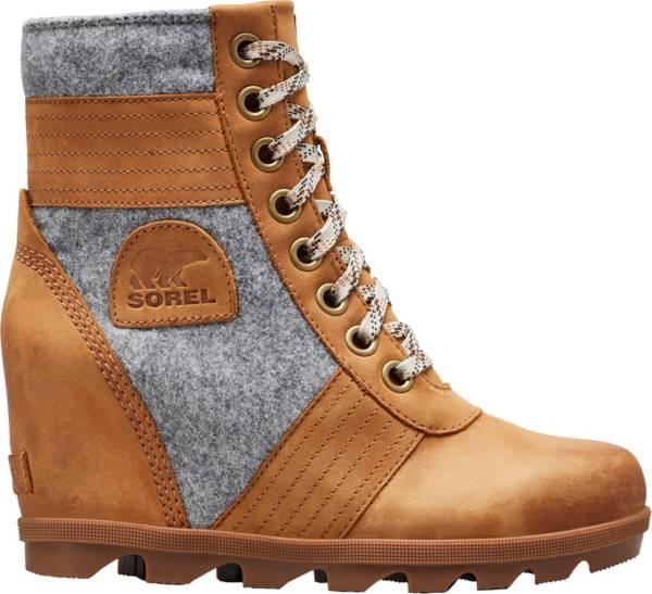 SOREL Women's Lexie Wedge Felt Casual Boots product image