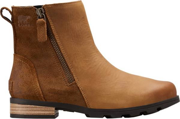 SOREL Women's Emelie Zip Waterproof Casual Boots product image