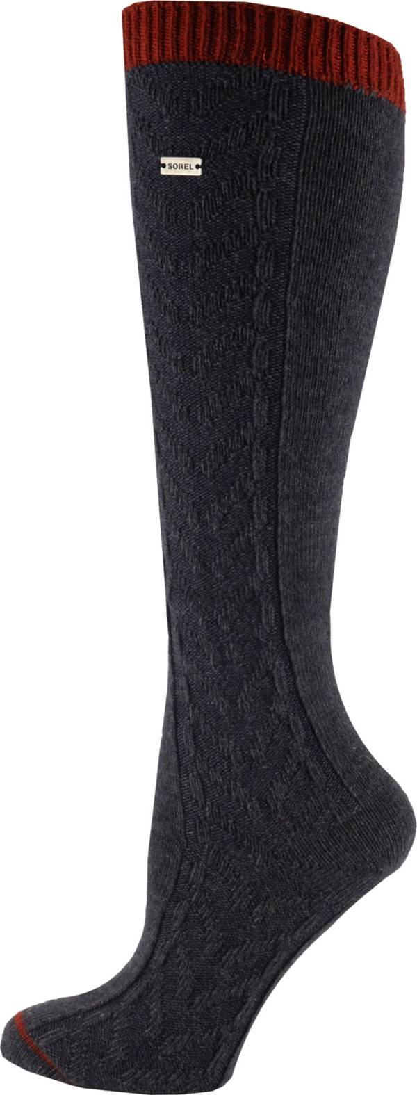 SOREL Women's Novelty Cable Wool Knee High Socks product image