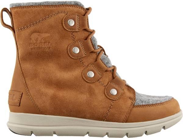 SOREL Women's Explorer Joan Felt 100g Waterproof Winter Boots product image