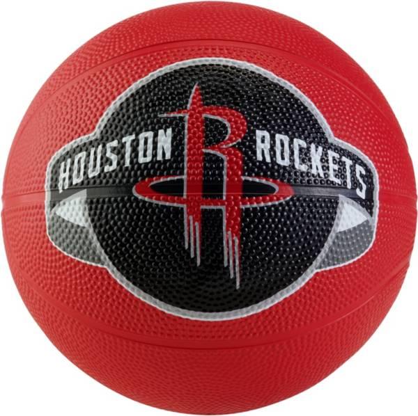 Spalding Houston Rockets Mini Basketball product image