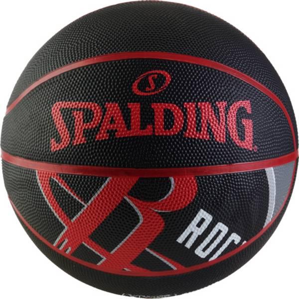 Spalding Houston Rockets Logo Basketball product image