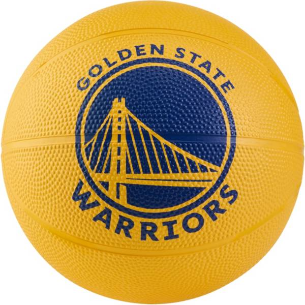 Spalding Golden State Warriors Mini Basketball product image