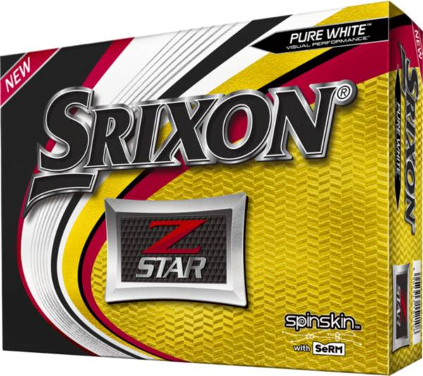 Srixon 2019 Z-STAR Golf Balls product image