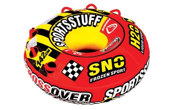 Sportsstuff Super Crossover 2-Person Multi-Purpose Tube product image