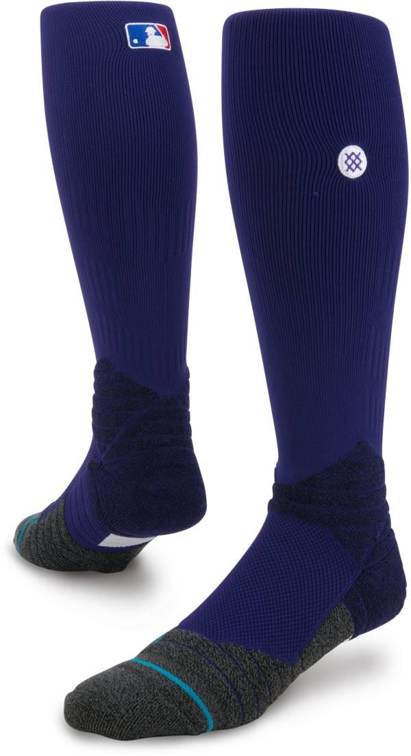 Stance MLB League Purple Diamond Pro Crew Socks product image