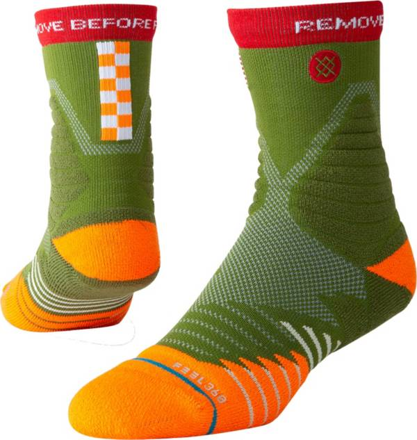 Stance Men's Remove Before Flight Crew Socks product image