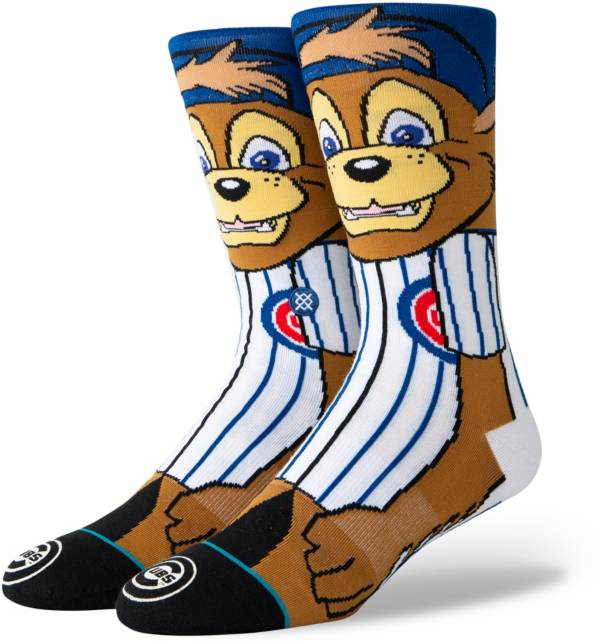 Stance Chicago Cubs Clark the Cub Crew Socks product image