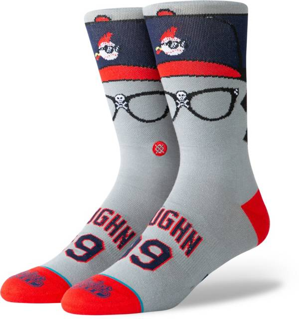 Stance Cleveland Indians Give 'Em the Heater Crew Socks product image