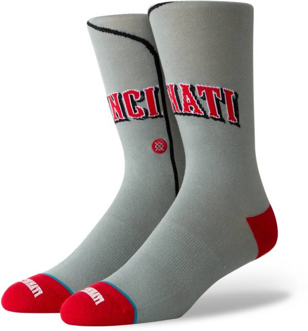 Stance Cincinnati Reds Alternate Jersey Crew Socks product image
