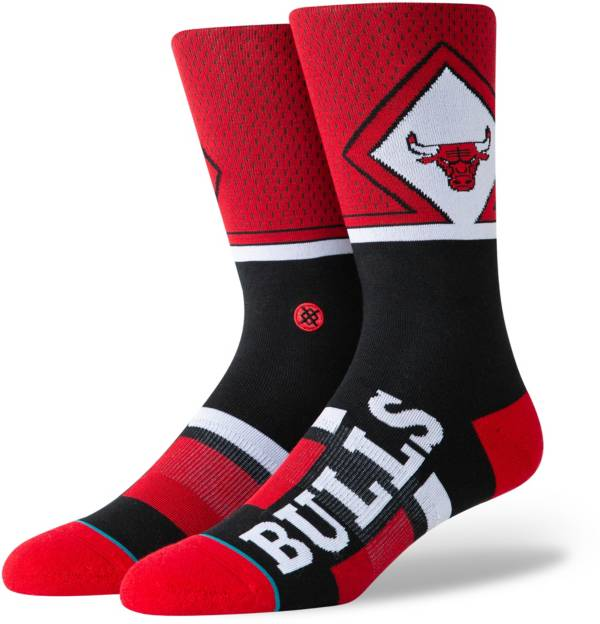 Stance Youth Chicago Bulls Shortcut Crew Socks product image