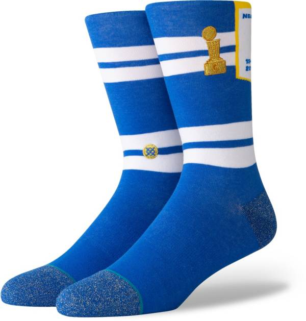 Stance Men's Golden State Warriors Banner Socks product image