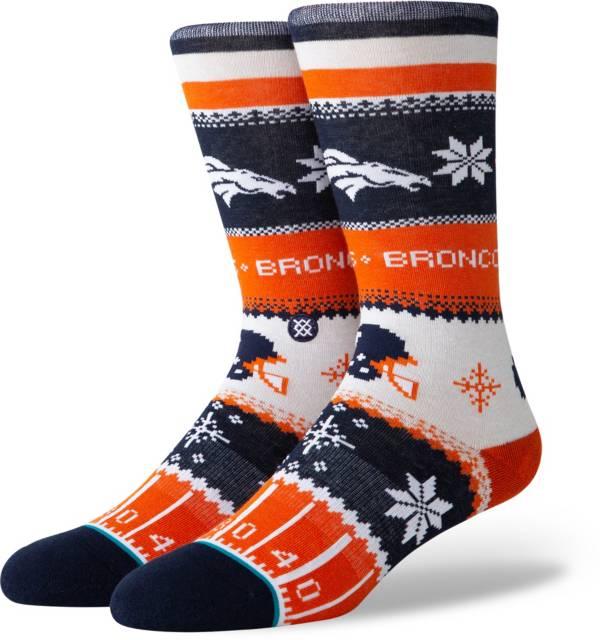 Stance Denver Broncos Sweater Socks product image