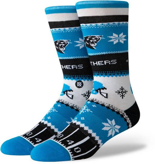 Stance Carolina Panthers Sweater Socks product image